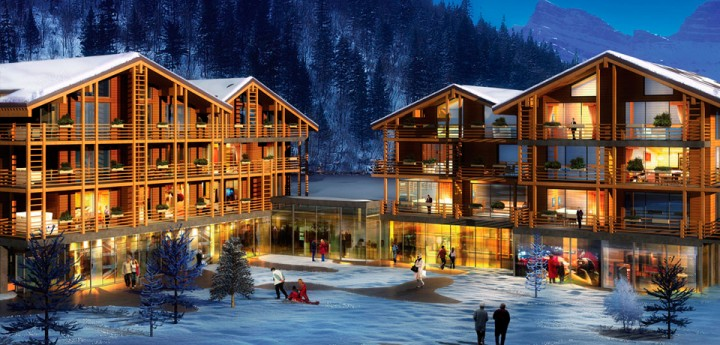 Explore the luxurious side of Verbier