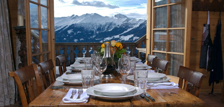All things Luxury in Verbier