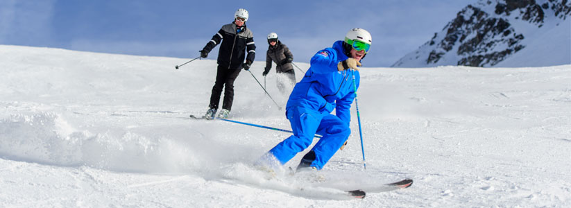 exclusive ski holiday verbier ski lessons