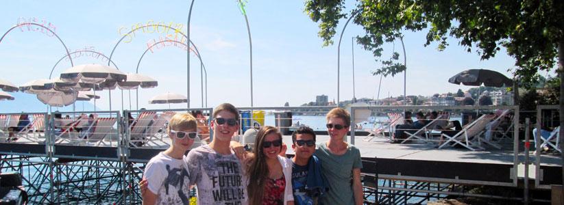 Montreux Verbier Music Camp