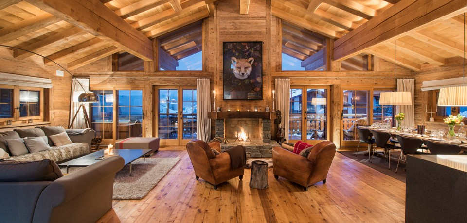 Luxury Ski Chalet And Hotel Holidays In Verbier