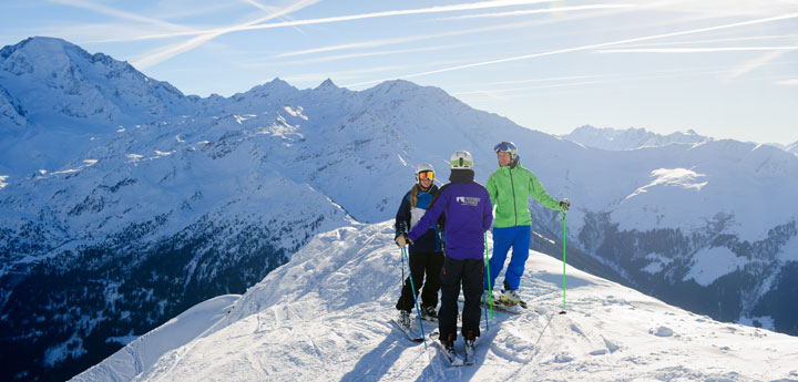 Luxury Verbier winter 2016